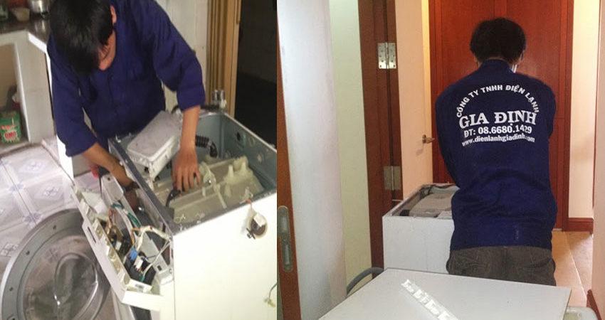 Sửa chữa máy giặt