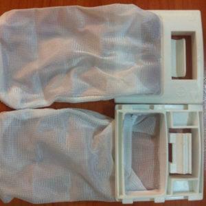 Túi lọc xơ vãi máy giặt Toshiba 8kg