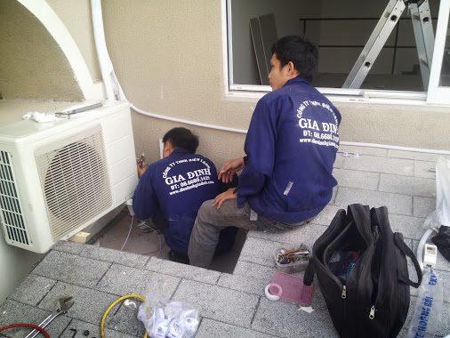 Sửa chữa máy lạnh tại TPHCM